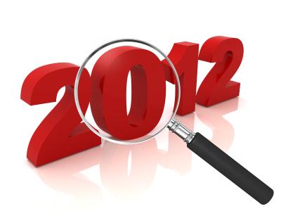 Događaji tijekom 2012. godine